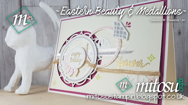 Stampin Up UK Eastern Beauty and Medallions Jay Mitosu Shop Stampinup SU Online 6