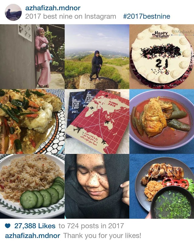 Cara Buat Best Nine 2017