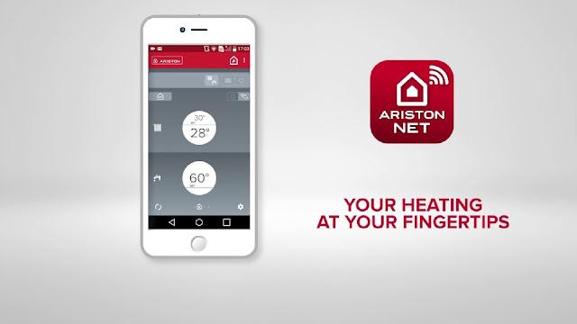 Έλεγχος αντλίας θερμότητας ariston μέσω sensys net