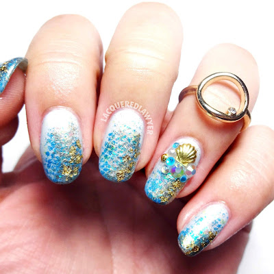 Mystic Mermaid Nails