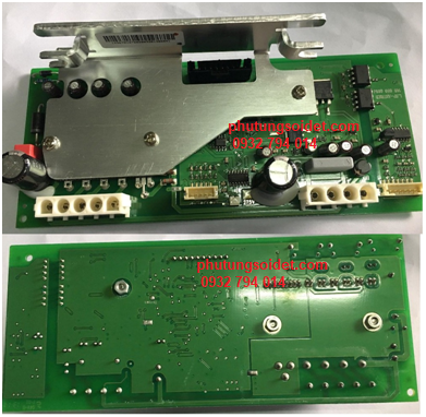 Bo điện - Circuit board