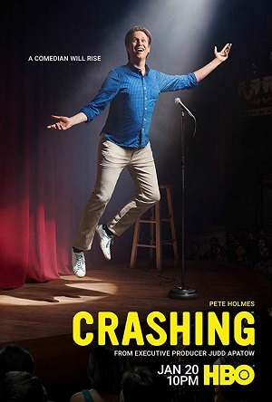 Crashing - 3ª Temporada Séries Torrent Download capa