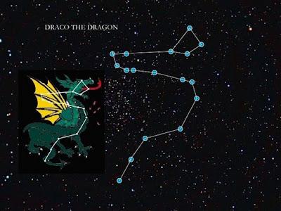 созвездие Дракона