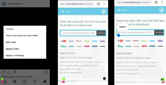 download video instagram online tanpa aplikasi