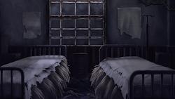 anime bedroom creepy background landscape bg