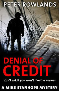Denial of Credit - a mystery drama by Peter Rowlands