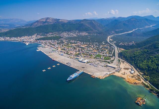 Σε διαμετακομιστικό κέντρο παγκόσμιας εμβέλειας εξελίσσεται η Ελλάδα - Ο ρόλος του λιμανιού της Ηγουμενίτσας