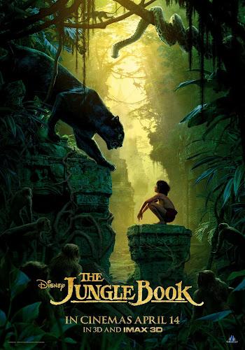 ตัวอย่างหนังใหม่ : The Jungle Book (เมาคลีลูกหมาป่า) ซับไทย poster1