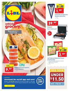 ⭐ Lidl Ad 8/21/19 ✅ Lidl Weekly Ad August 21 2019