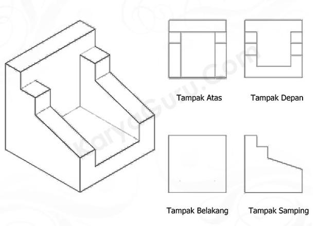 Gambar Teknik (GT)