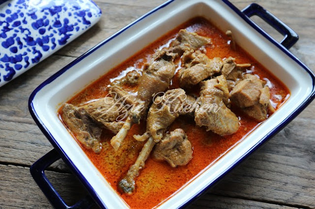 Gulai Ayam Hutan