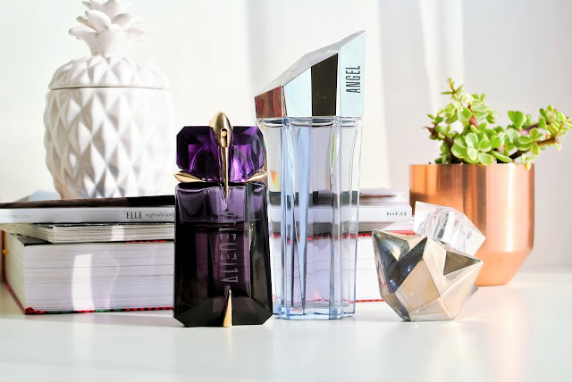 thierry mugler alien angel parfemy recenze