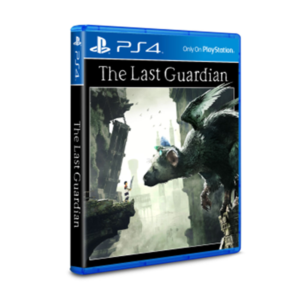 The Last Guardian Standard Edition