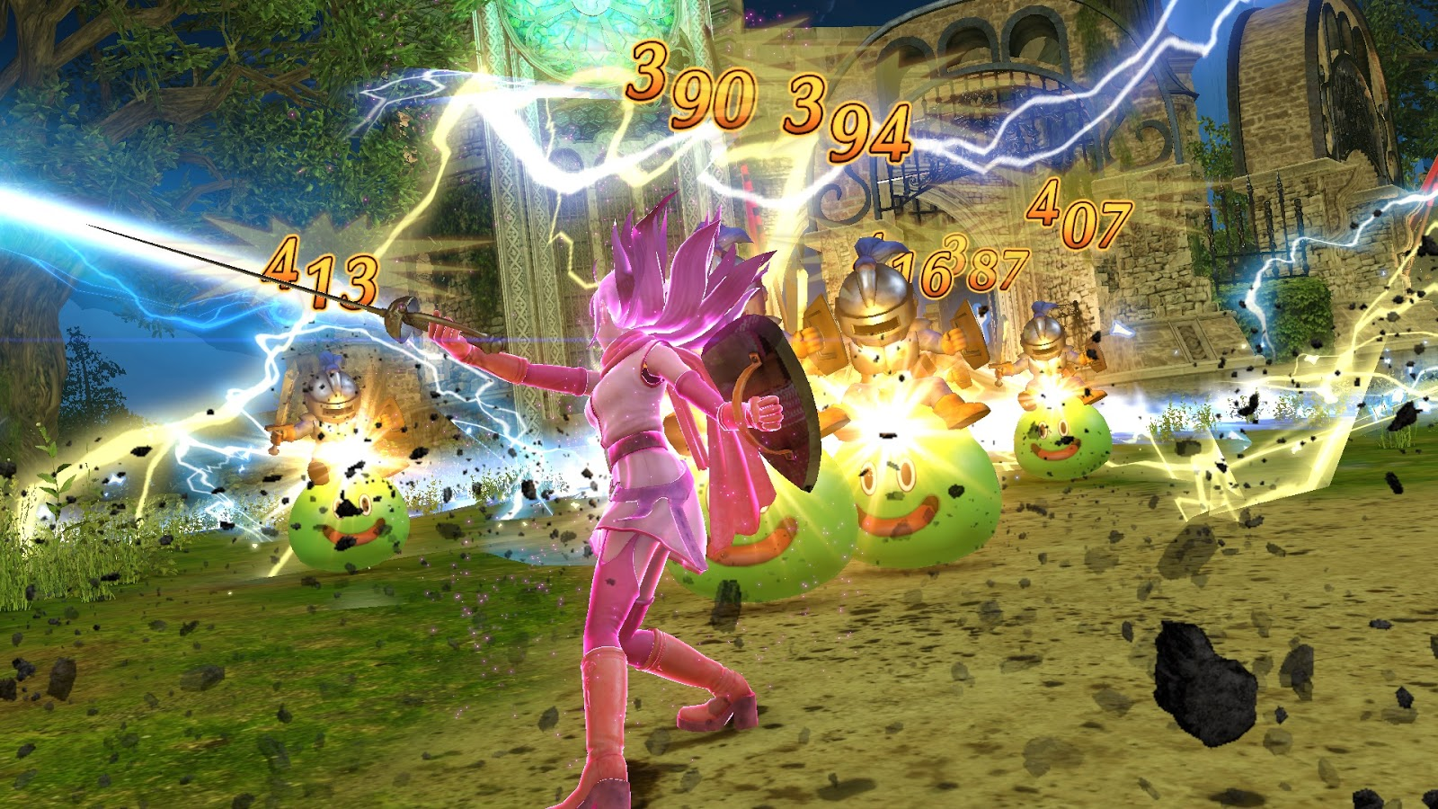 Dragon Quest Heroes II PC ESPAÑOL (CODEX) 9
