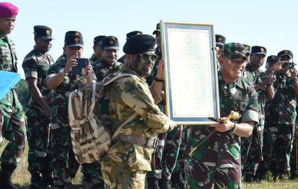 Jenderal Gatot Silaturahmi dengan Gubernur se-Indonesia