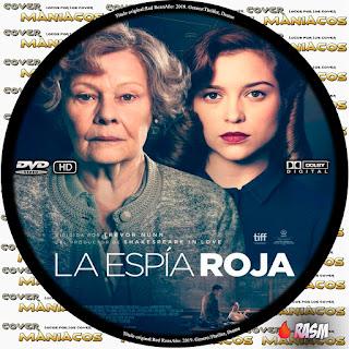 GALLETA LA ESPIA ROJA - RED ROAN - 2019 [COVER DVD]