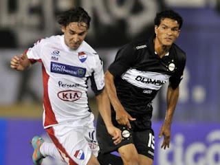 Nacional vs Olimpia en duelo paraguayo por la Copa Sudamericana 2017