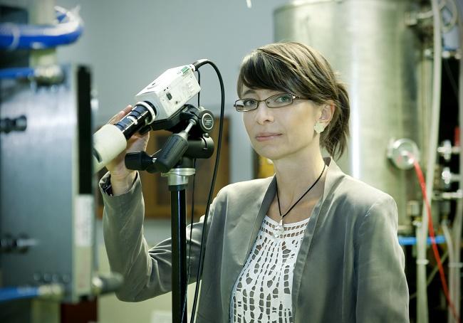 Dr hab. Dorota Pawlak - fot. Magdalena Wiśniewska-Krasińska