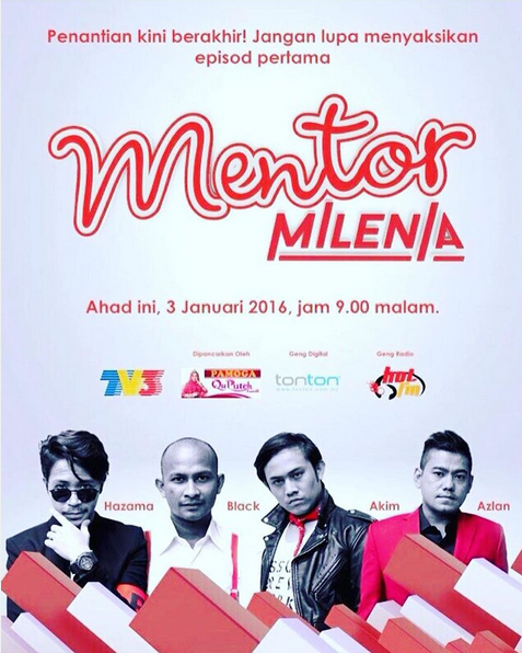 Mentor Milenia (2016)