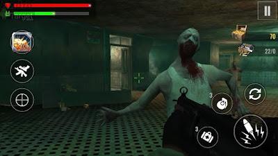 لعبة Zombie Shooter Hell للأندرويد، لعبة Zombie Shooter Hell 4 Survival مدفوعة للأندرويد، لعبة Zombie Shooter Hell 4 Survival مهكرة للأندرويد