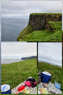 Dublin to Clare Drive: Picnic at the Cliffs of Moher