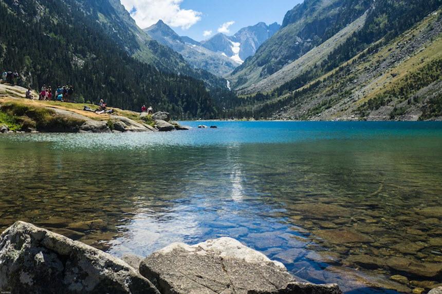 Những hồ nước quyến rũ nhất nước Pháp -9