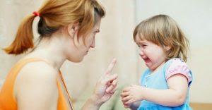Bahaya Sering Membentak Anak