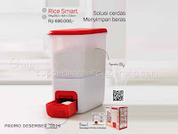 Rice Smart Promo Tupperware Desember 2016