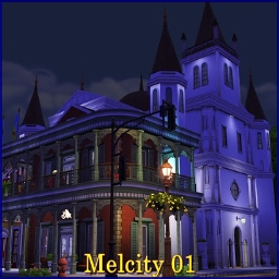 Melcity 01 church