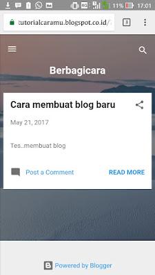 Tema Blog untuk adsense yang resposif dan SEO friendly