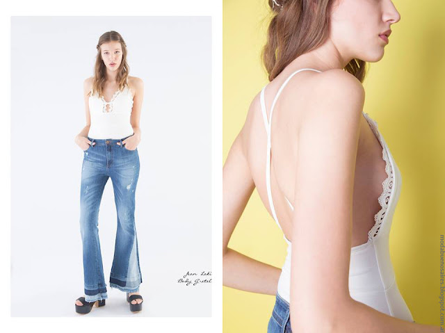 Moda primavera verano 2017 La Cofadia pantalones oxford.