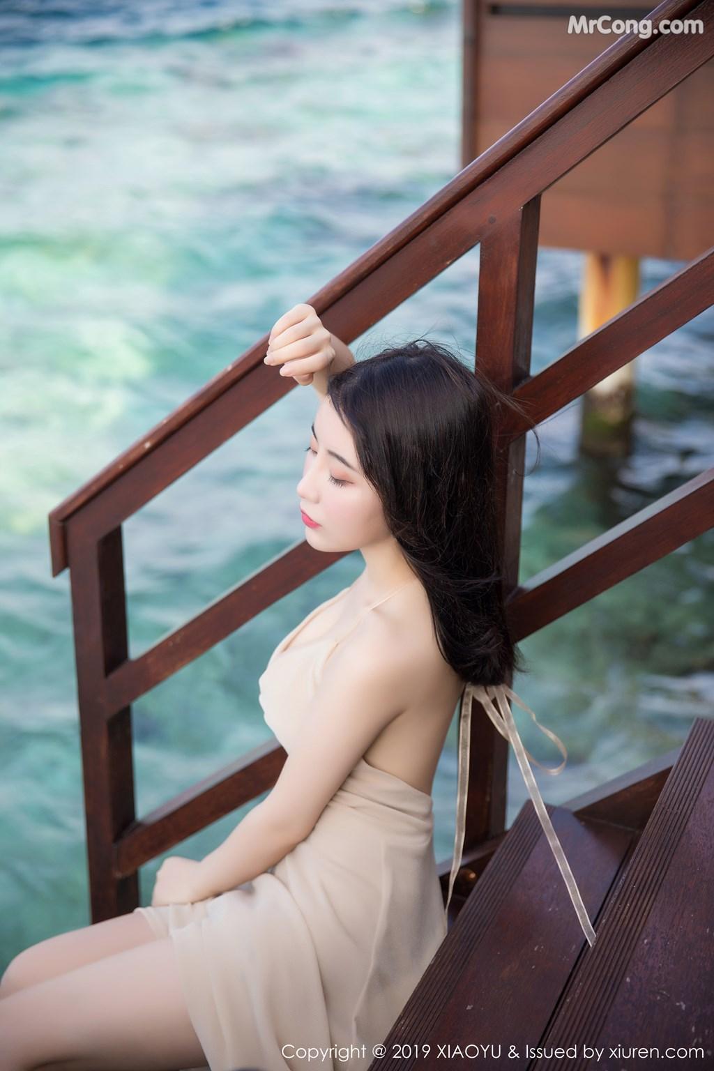 Image XiaoYu-Vol.147-Cherry-MrCong.com-002 in post XiaoYu Vol.147: 绯月樱-Cherry (66 ảnh)