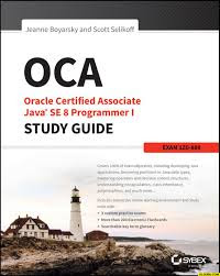 Java SE 8 Certification Preparation OCAJP8 and OCPJP8