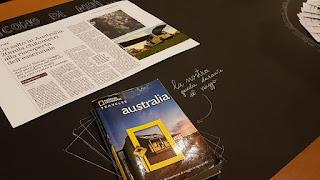 Mostra fotografica Un salto in Australia guida