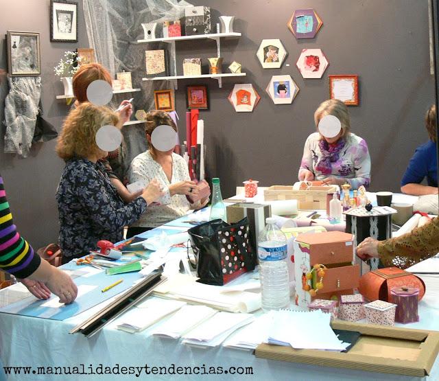 Ateliers loisirs créatifs Salon Tendances Créatives Bordeux