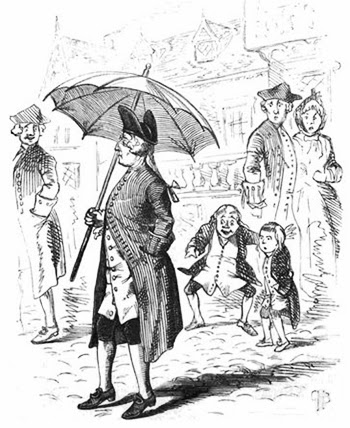 18th and 19th Century: Umbrellas and Their History in the