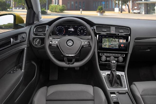 2017 VolksWagen Golf in top automotive news wheel drive