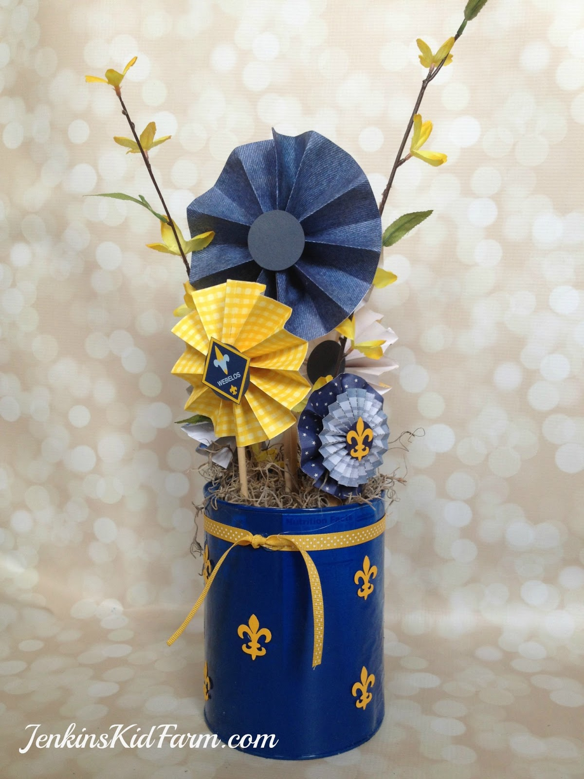 Cub Scout Centerpieces Best House Interior Today