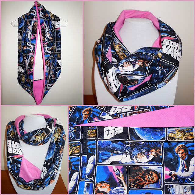 star wars scarves