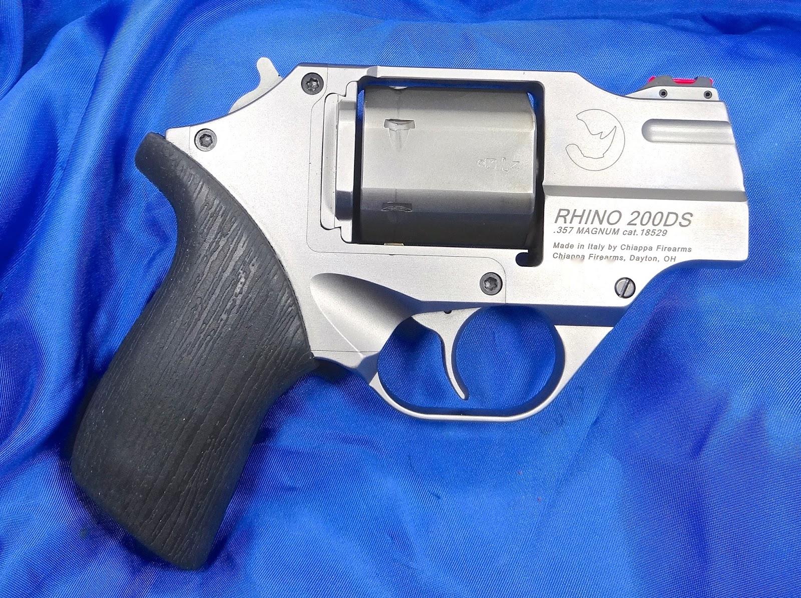 Chiappa White Rhino Revolver