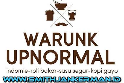 Lowongan Warunk Upnormal Pekanbaru April 2018