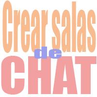 Crear salas de chat fácil y gratis - Solo Nuevas