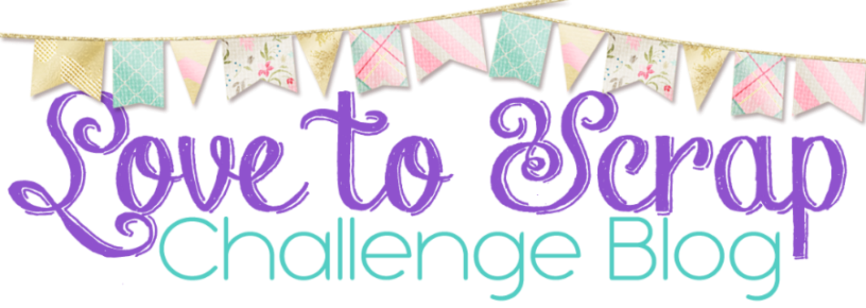 I won at Love to Scrap Challenge blog!