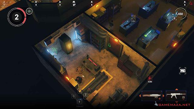 Filthy Lucre Gameplay Screenshot 2