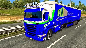 LCW pack for Scania RJL