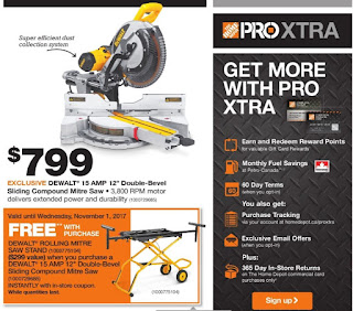 """Home Depot : Exclusive Dewalt 20V Max XR Brushless 1/2"""" compact hammerdrill +more"""