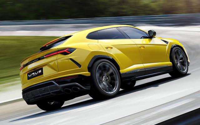 Pirelli fornece pneus para Lamborghini Urus