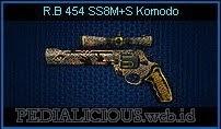 R.B454 SS8M+S Komodo