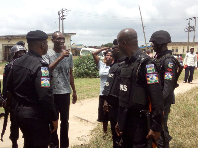 4 students, 2 teachers kidnapped at Lagos school today