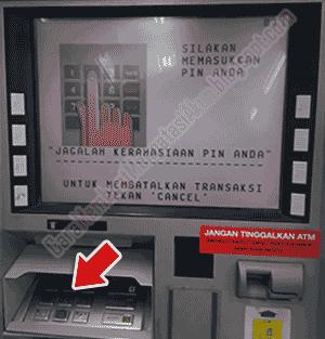 Cara Transfer Uang lewat ATM BCA ke BRI, Kode Antar Bank